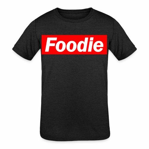 Foodie - Kids' Tri-Blend T-Shirt