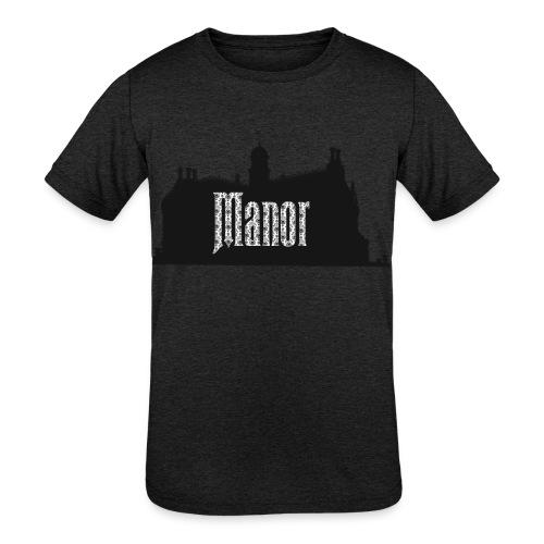 Manor - Kids' Tri-Blend T-Shirt