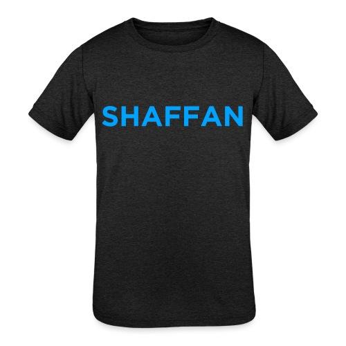 Shaffan - Kids' Tri-Blend T-Shirt