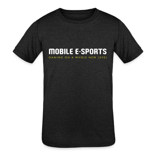 MOBILE E-SPORTS - Kids' Tri-Blend T-Shirt