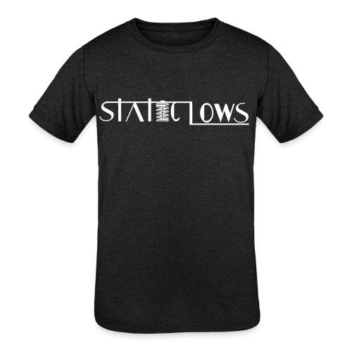 Staticlows - Kids' Tri-Blend T-Shirt