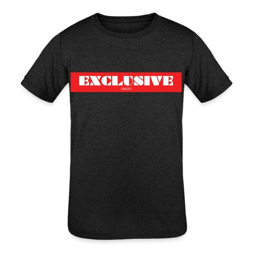 exclusive - Kids' Tri-Blend T-Shirt