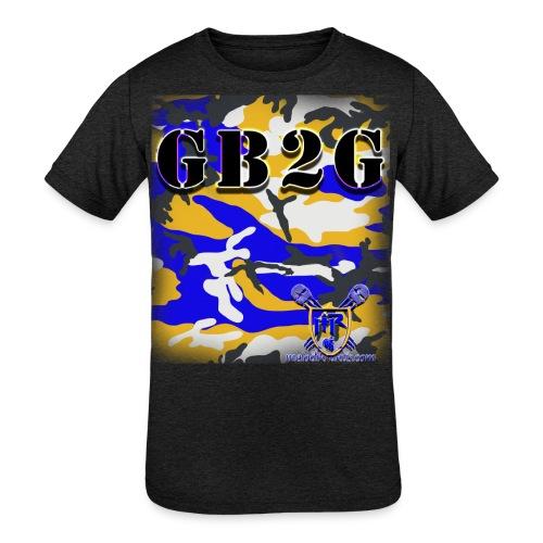 GB2G - Kids' Tri-Blend T-Shirt