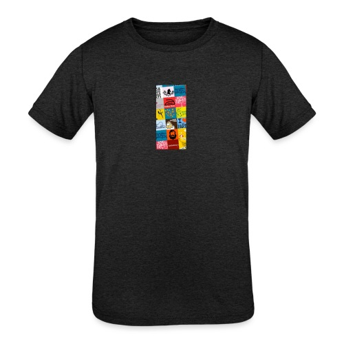 Creative Design - Kids' Tri-Blend T-Shirt