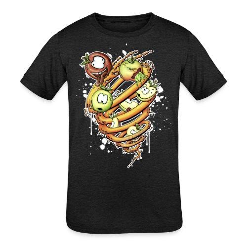 apfelstrudel - Kids' Tri-Blend T-Shirt