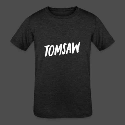 Tomsaw NEW - Kids' Tri-Blend T-Shirt