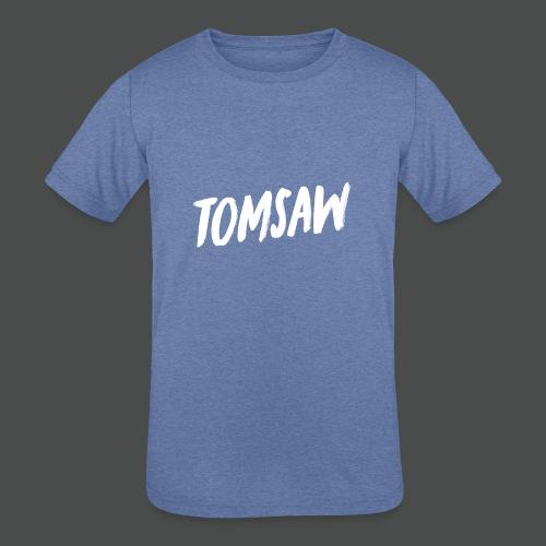 Tomsaw NEW - Kids' Tri-Blend T-Shirt