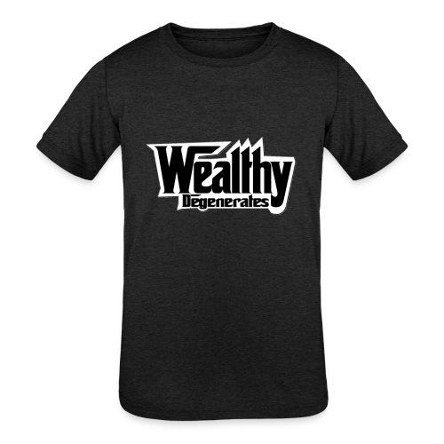 DENALI VANDAL TEE - Kids' Tri-Blend T-Shirt