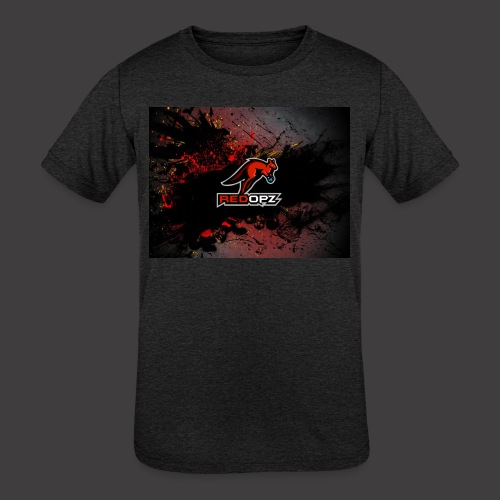 RedOpz Splatter - Kids' Tri-Blend T-Shirt