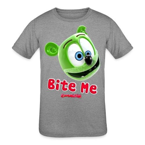 Bite Me - Kids' Tri-Blend T-Shirt