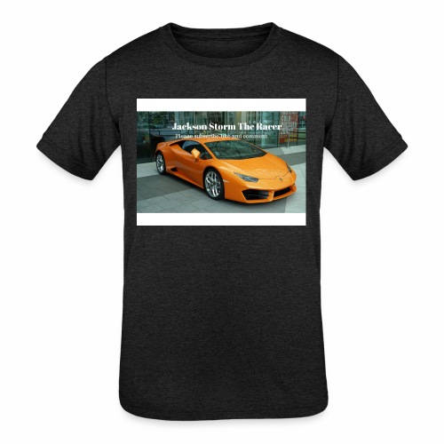 The jackson merch - Kids' Tri-Blend T-Shirt