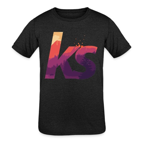 Khalil sheckler - Kids' Tri-Blend T-Shirt