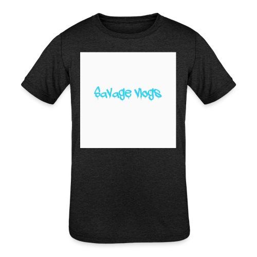 BBE7B1B4 6044 42AF A152 48208328D2C8 - Kids' Tri-Blend T-Shirt