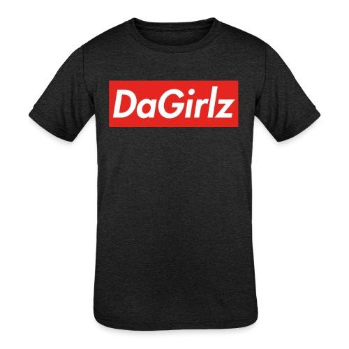 DaGirlz - Kids' Tri-Blend T-Shirt