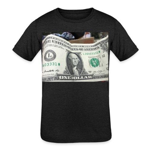 Kian - Kids' Tri-Blend T-Shirt