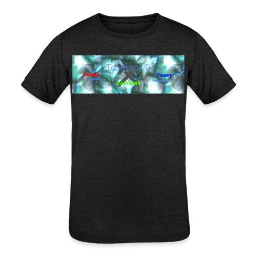 Team10Jr Capitans - Kids' Tri-Blend T-Shirt