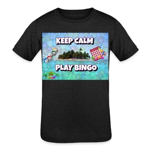 SELL1 - Kids' Tri-Blend T-Shirt