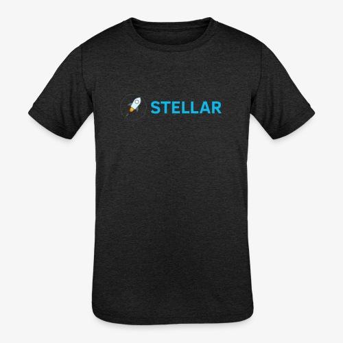 Stellar - Kids' Tri-Blend T-Shirt