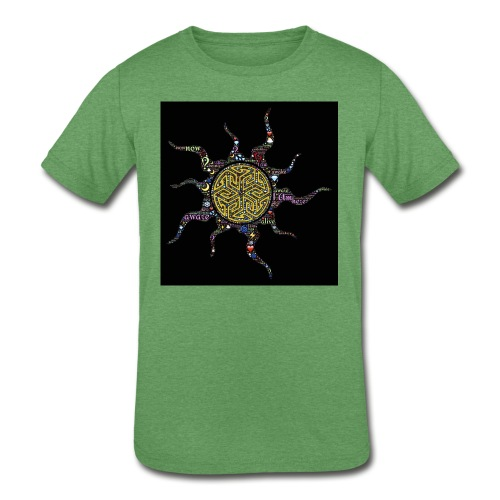 awake - Kids' Tri-Blend T-Shirt