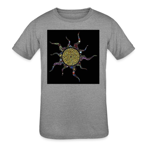 awake - Kids' Tri-Blend T-Shirt