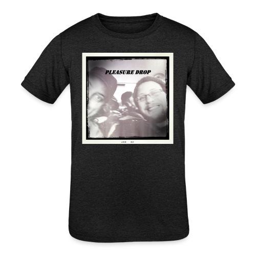 Pleasure Drop - Kids' Tri-Blend T-Shirt