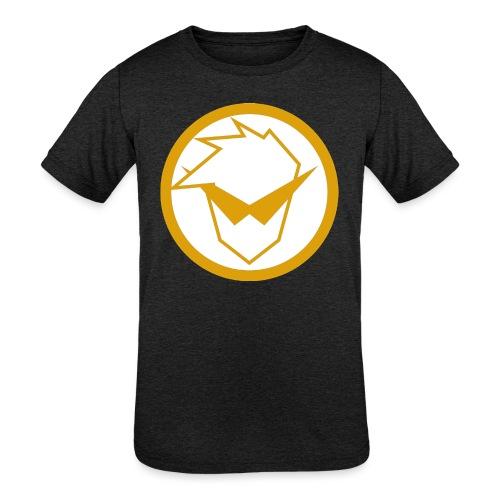 FG Phone Cases (Pure Clean Gold) - Kids' Tri-Blend T-Shirt