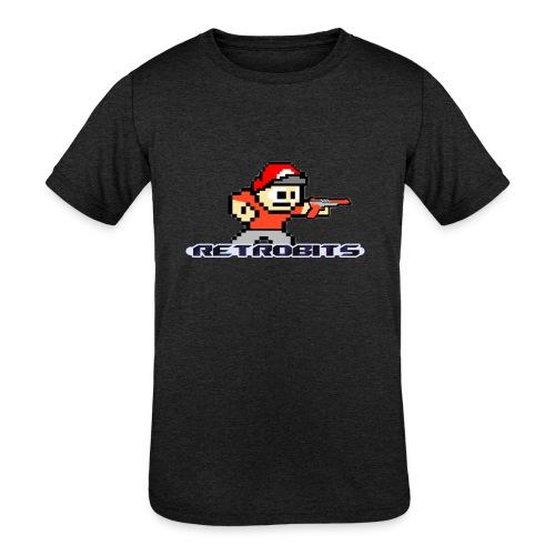 RetroBits Clothing - Kids' Tri-Blend T-Shirt