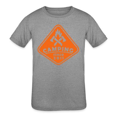 Campfire 2011 - Kids' Tri-Blend T-Shirt