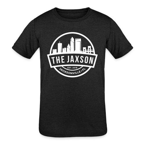 The Jaxson Light - Kids' Tri-Blend T-Shirt