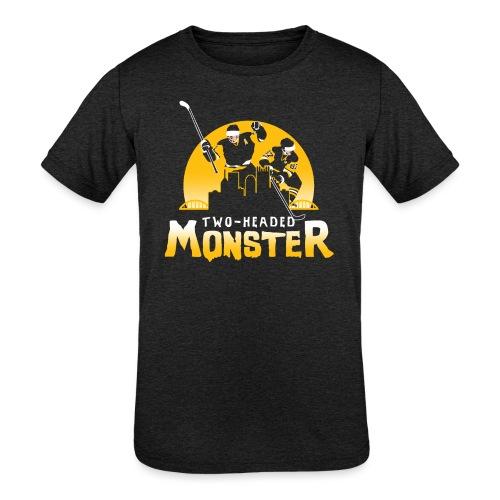 Two-Headed Monster - Kids' Tri-Blend T-Shirt