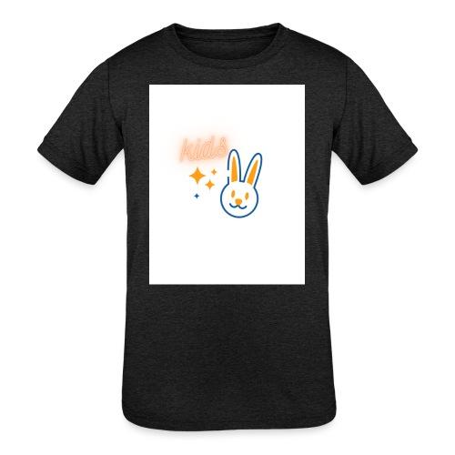 kids - Kids' Tri-Blend T-Shirt