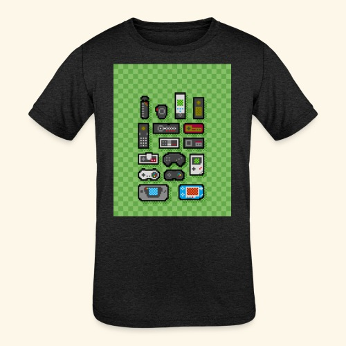 controller handy - Kids' Tri-Blend T-Shirt