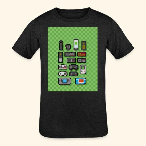 controller handy - Kids' Tri-Blend T-Shirt