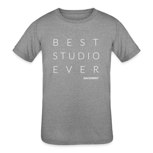 Best Studio Ever - Kids' Tri-Blend T-Shirt
