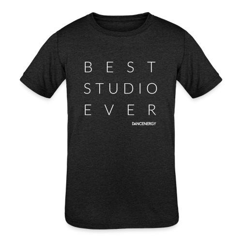 Best Studio Ever - Kids' Tri-Blend T-Shirt