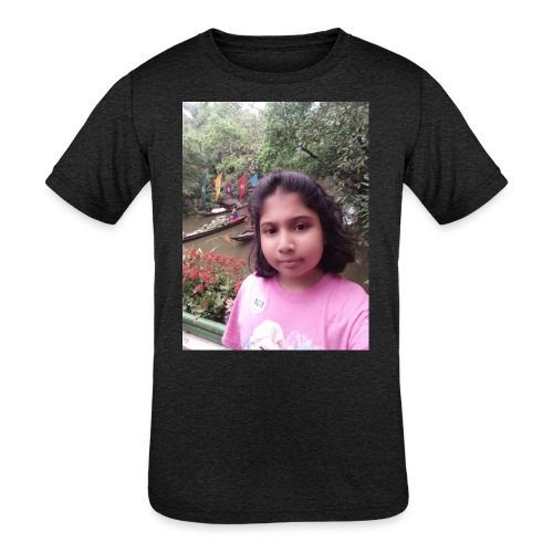 Tanisha - Kids' Tri-Blend T-Shirt