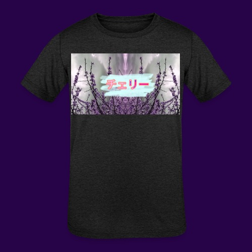 Cherī - Kids' Tri-Blend T-Shirt