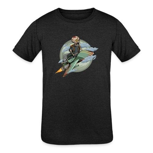 d9 - Kids' Tri-Blend T-Shirt
