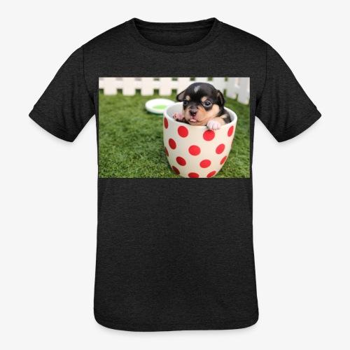 chihuahua dog - Kids' Tri-Blend T-Shirt