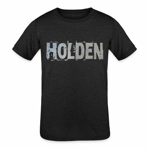 Holden - Kids' Tri-Blend T-Shirt