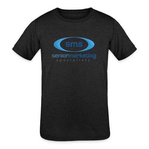 Senior Marketing Specialists - Kids' Tri-Blend T-Shirt