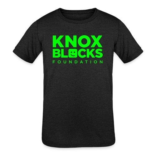 13729569_100 - Kids' Tri-Blend T-Shirt