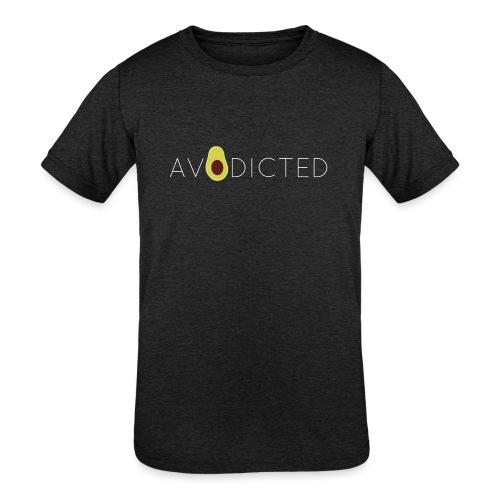 Avodicted - Kids' Tri-Blend T-Shirt
