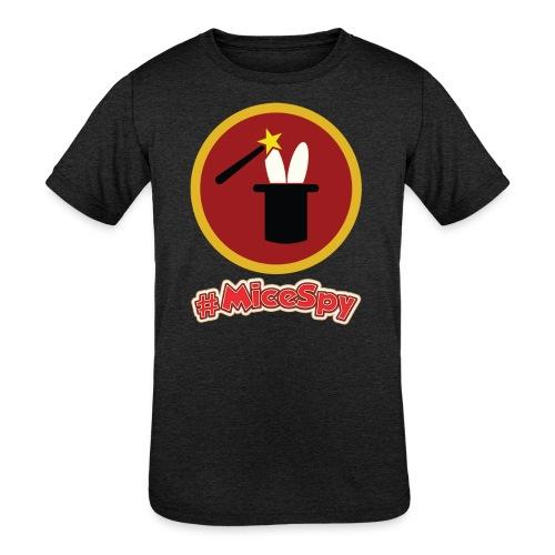 Magic Shop Explorer Badge - Kids' Tri-Blend T-Shirt