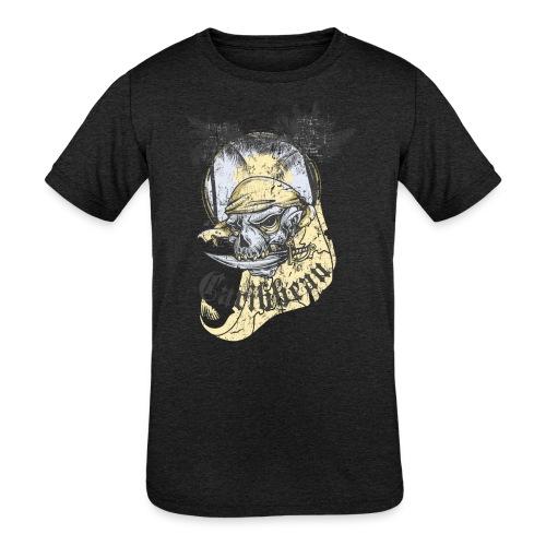 Carribean - Kids' Tri-Blend T-Shirt