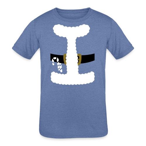 SANTA CLAUS SUIT - Men's Polo Shirt - Kids' Tri-Blend T-Shirt