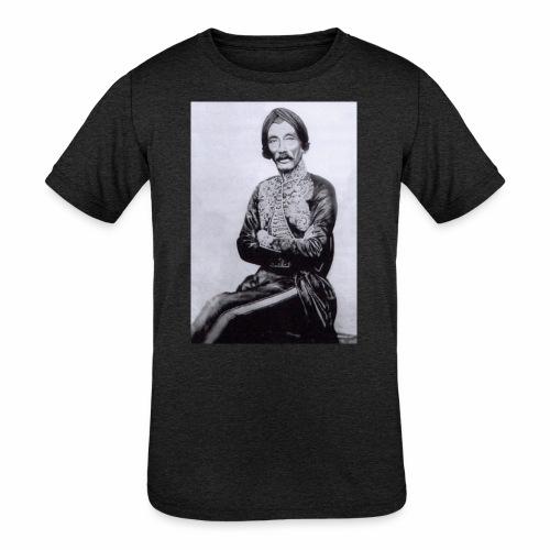 raden saleh photo sp 03 - Kids' Tri-Blend T-Shirt