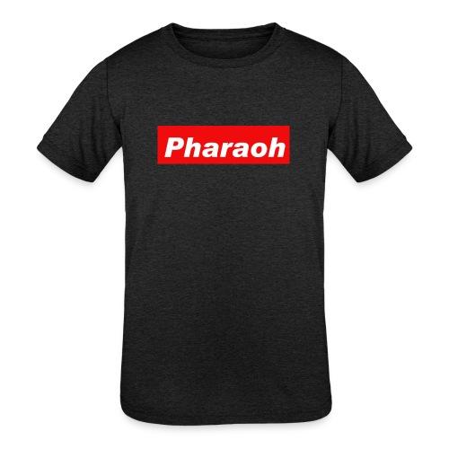 Pharaoh - Kids' Tri-Blend T-Shirt