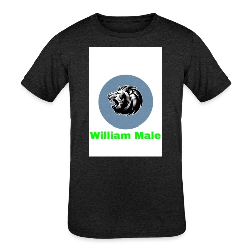 William Male - Kids' Tri-Blend T-Shirt