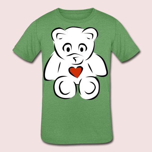 Sweethear - Kids' Tri-Blend T-Shirt